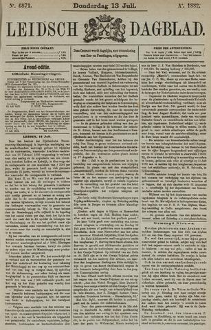 Leidsch Dagblad 1882-07-13