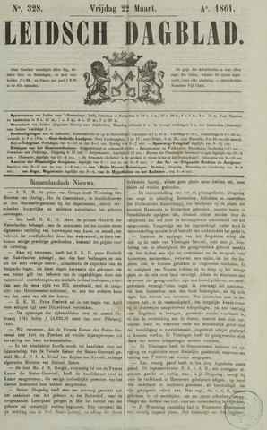 Leidsch Dagblad 1861-03-22