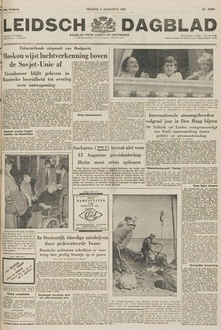 Leidsch Dagblad 1955-08-05