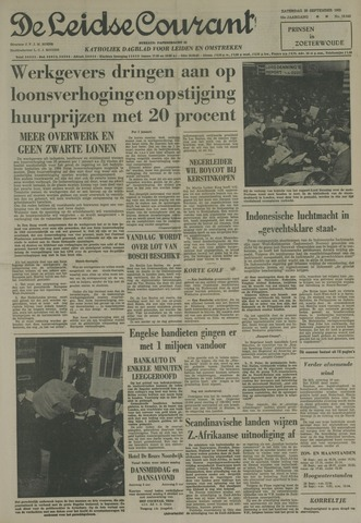 Leidse Courant 1963-09-28