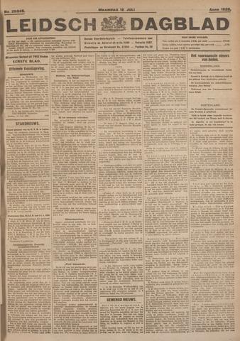 Leidsch Dagblad 1926-07-12