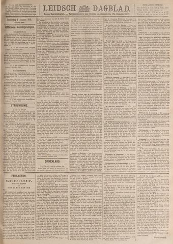Leidsch Dagblad 1919-01-09