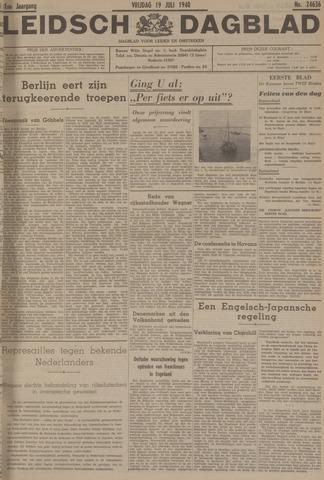 Leidsch Dagblad 1940-07-19