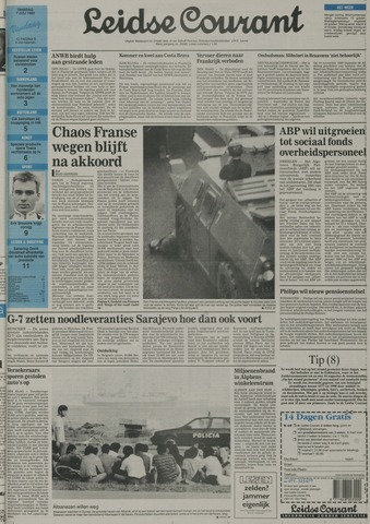 Leidse Courant 1992-07-07
