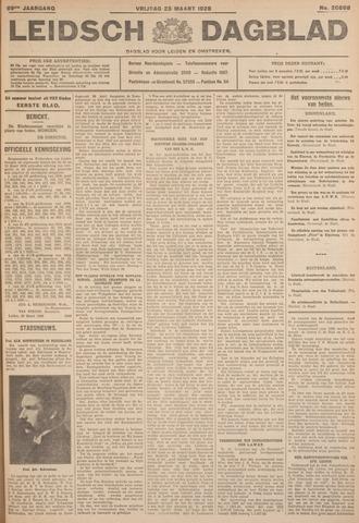 Leidsch Dagblad 1928-03-23