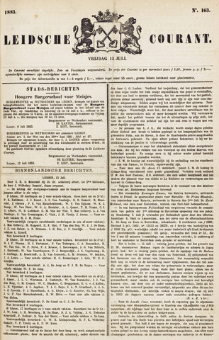 Leydse Courant 1883-07-13