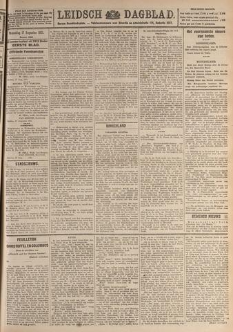 Leidsch Dagblad 1921-08-17