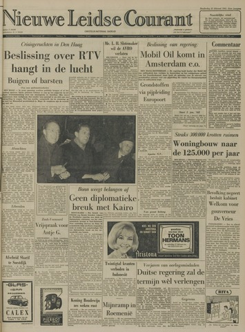 Nieuwe Leidsche Courant 1965-02-25