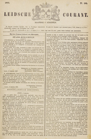 Leydse Courant 1883-08-06