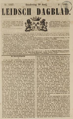 Leidsch Dagblad 1864-06-30