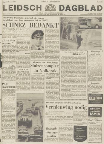 Leidsch Dagblad 1967-11-04