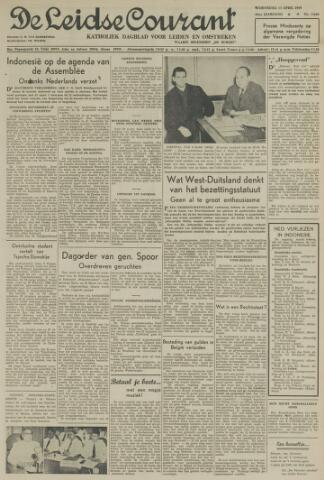 Leidse Courant 1949-04-13