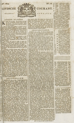 Leydse Courant 1825-07-25
