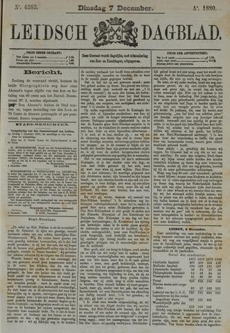 Leidsch Dagblad 1880-12-07
