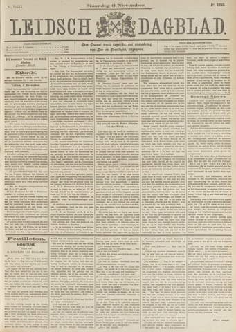Leidsch Dagblad 1893-11-06