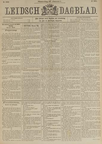 Leidsch Dagblad 1896-01-27