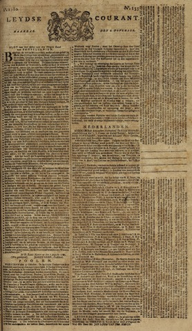 Leydse Courant 1780-11-06