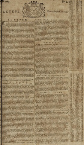 Leydse Courant 1767-02-25