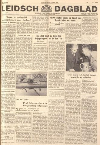Leidsch Dagblad 1949-12-06