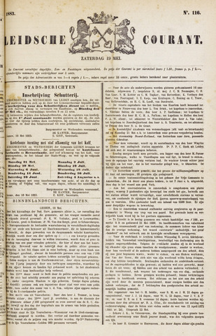 Leydse Courant 1883-05-19