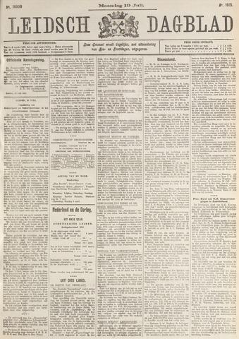 Leidsch Dagblad 1915-07-19