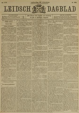 Leidsch Dagblad 1904-10-27