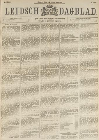 Leidsch Dagblad 1894-08-04