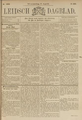 Leidsch Dagblad 1893-04-05