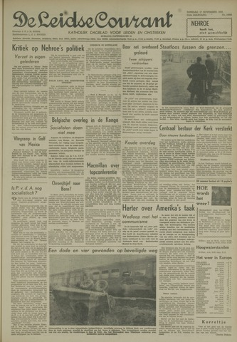 Leidse Courant 1959-11-17
