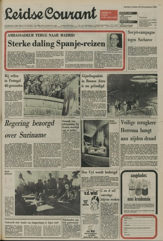 Leidse Courant 1975-10-11
