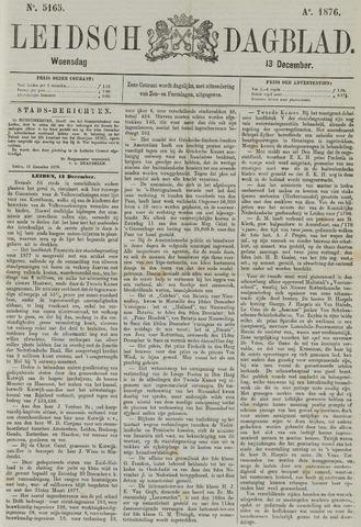 Leidsch Dagblad 1876-12-13