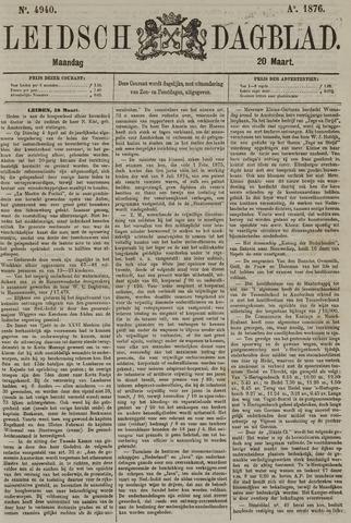 Leidsch Dagblad 1876-03-20