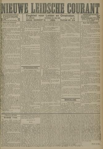 Nieuwe Leidsche Courant 1921-05-24