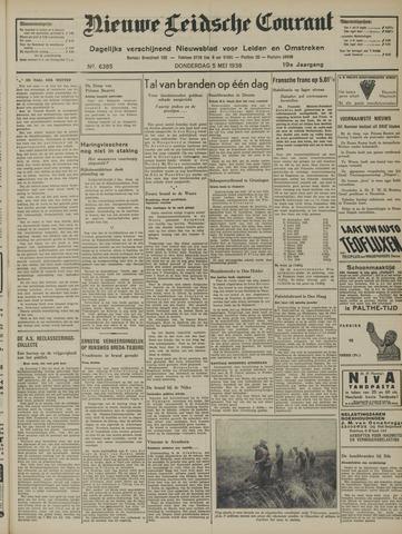 Nieuwe Leidsche Courant 1938-05-05