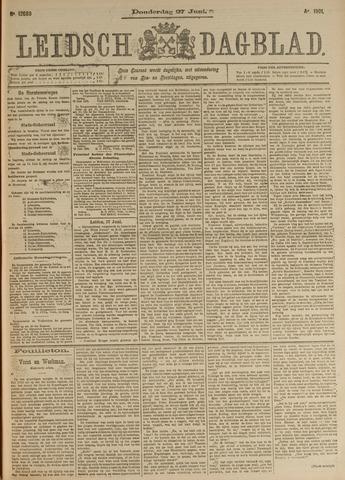 Leidsch Dagblad 1901-06-27