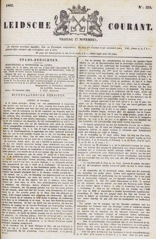 Leydse Courant 1882-11-17