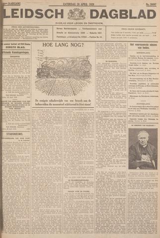 Leidsch Dagblad 1928-04-28