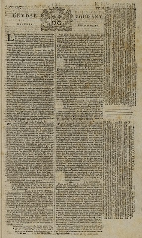 Leydse Courant 1807-01-19