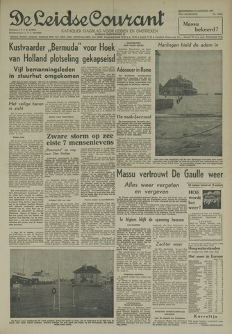 Leidse Courant 1960-01-21