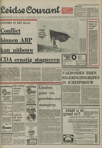Leidse Courant 1975-08-23