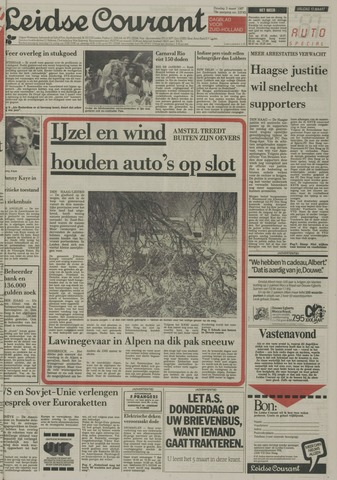 Leidse Courant 1987-03-03