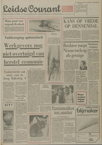 Leidse Courant 1974-02-05