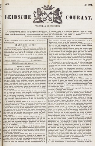 Leydse Courant 1876-12-13