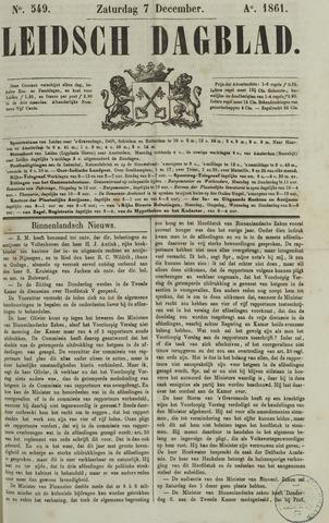 Leidsch Dagblad 1861-12-07