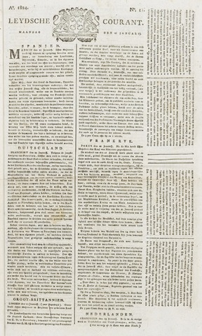 Leydse Courant 1824-01-26