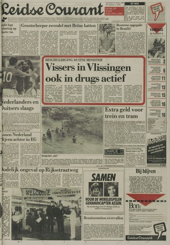 Leidse Courant 1988-10-20