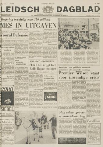 Leidsch Dagblad 1966-07-05