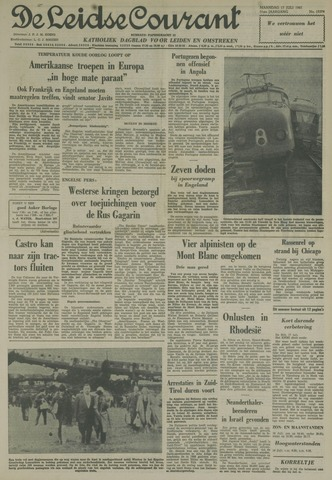 Leidse Courant 1961-07-17