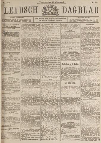 Leidsch Dagblad 1916-01-12