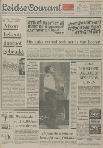 Leidse Courant 1974-08-06
